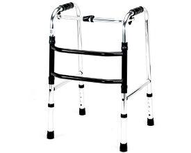 歩行器 ミニタイプ 交互型 HKM-200 マキテック高齢者 手押し車 歩行器 固定タイプ 交互式 歩行補助 サポート リハビリ トレーニング 低床 介護用品