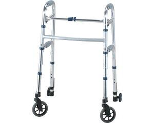 歩行器 セーフティーアームウォーカー Lタイプ スタンダードタイプ SAWLR イーストアイ屋内用 屋外用 歩行補助器 キャスター付き 高齢者 介護用品