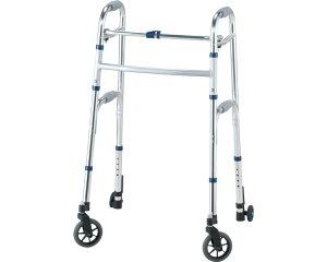 歩行器 セーフティーアームウォーカー Lタイプ ハイタイプ SAWLHR イーストアイ屋内用 屋外用 歩行補助器 キャスター付き 高齢者 介護用品