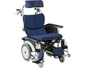 アルミ介助式車椅子 オアシスポジティブ OS-12TRSP 円背金具 オプションシートカラー 松永製作所車いす 車イス ティルト&リクライニング連動式 歩行補助 福祉用具 シニア 高齢者 介護用品