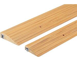 スロープ 段さ 屋内用スロープ 段ない・ス 629-020 樹脂仕様木目調 高さ20〜30mmタイプ シコク 【RCP】【介護用品】【段差解消スロープ】【室内/屋内】