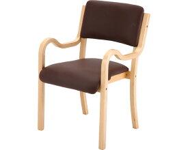 スタッキングチェアー 42-596、42-597 ヤマソロ福祉椅子 介護 イス 施設用椅子 家具 いす ダイニングチェアー 食卓椅子 高齢者 介護用品
