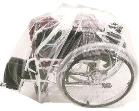 車いす用ポリ袋 ポリバッグビジネス P-150 100枚入(10枚×10冊入) オルディ 【RCP】【smtb-kd】【介護用品】【レンタル備品】【透明袋】