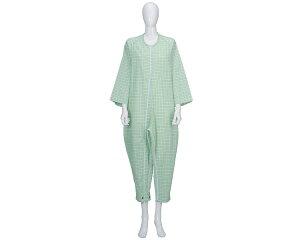 フドーねまき3型 スリーシーズン 3L 竹虎介護寝巻き パジャマ 3シーズン 介護用 つなぎ パジャマ 介護用品 衣類