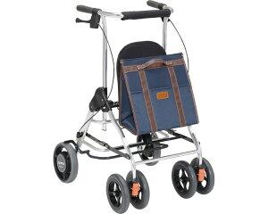 歩行車 テイコブリトルR HS05R 屋外用 幸和製作所手押し車 老人 シルバーカー 介護用品 歩行補助車 歩行器