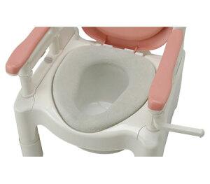 安寿 O型便座カバー 533-981、533-988、533-989 アロン化成介護用品 トイレ オプション カバー 部品