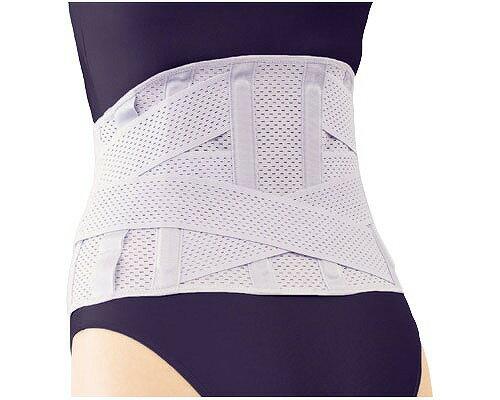 お医者さんのがっちりコルセット アルファックス介護用品 サポーター 腰ベルト 腰痛ベルト 幅広タイプ