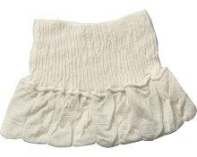 シルク入り衿もとカバー【セルヴァン】
