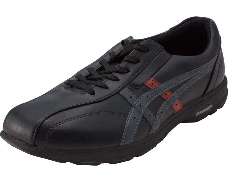 ウォーキングシューズ メンズ ライフウォーカーニーサポート男性用 TDL200 アシックス介護シューズ 介護用品 介護 靴 膝 痛み フィット O脚対応