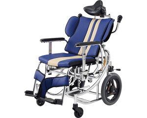 セルフリクライニング車いす NEXTROLLER_Salon ネクストローラー_サロン ミキ車椅子 車イス リクライニング ハイポリマータイヤ ノーパンクタイヤ 介護用品