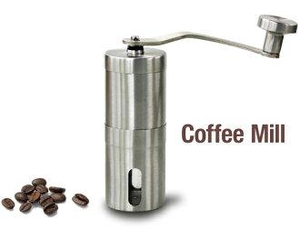 鋸咖啡碾磨機AP-620303阿爾傳真手,細挽來,鋸毛病,coffee mill dorippuautodoa手機小型旅遊咖啡喜歡的水洗人氣便利商品主意老年人簡單護理