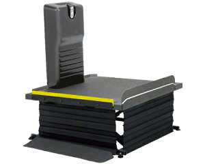リーチ レギュラータイプ(電動式) MREAD モルテンmolten 昇降機 電動 車いす用 車椅子用 リフト 段差解消 据置型 玄関 屋内用 コンパクト 工事不要 高齢者 介護用品
