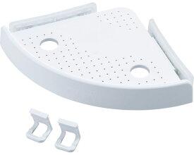 ▲ワンタッチマジックシェルフ 93400 コジット棚 浴室 個物置き 簡単設置 バスグッズ 便利グッズ 高齢者 介護 お風呂場 お役立ち