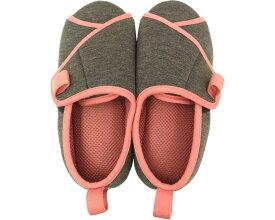 ルームシューズ racco(ラッコ) ふんわり包み込むルームシューズ 婦人用 310554 310555 ニッポンスリッパ室内履き レディース ルームシューズ 送料無料 室内用 靴 シューズ 高齢者 介護 靴 介護用品