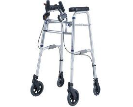 歩行器 セーフティーアームUXタイプウォーカー ハイ SAUXH イーストアイ介護 歩行器 歩行補助車 前腕支持 体位支持 シニア 高齢者 介護用品