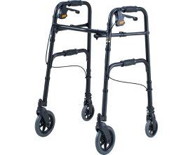 歩行器 セーフティーアームVタイプウォーカー ハイ SAVH イーストアイ介護 歩行器 歩行補助車 前腕支持 体位支持 シニア 高齢者 介護用品