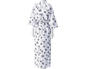 ガーゼねまき 01804 ケアファッションパジャマ 寝巻き ねまき ガーゼ ユニバーサルファッション レディース ミセス 婦人用 女性用 シニア ファッション 愛情介護 介護 衣類 介護衣料 高齢者