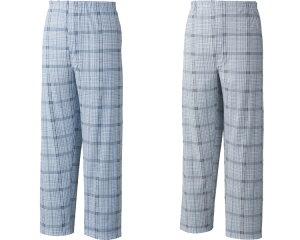 洗い替えパンツ 38829 ケアファッションパンツ パジャマ 寝巻き ねまき ユニバーサルファッション メンズ 紳士用 男性用 シニア ファッション 愛情介護 介護 衣類 介護衣料 高齢者 2020SS
