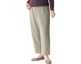 おしりスルッとニットパンツ 89575 ケアファッションボトムス パンツ ズボン ニット 両脇ポケット ゴム取替口 のびのび ゆったり 深ばき レディース ミセス 婦人用 女性用 シニア おしゃれ ファッション アクティブ 介護 衣類 介護衣料 高齢者 春夏 2020SS
