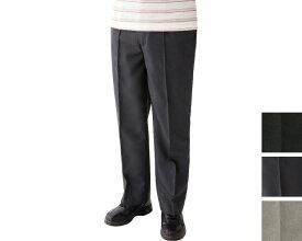 脇ゴムスラックス(紳士用) 38901 ケアファッションパンツ ズボン ボトムス メンズ 紳士用 男性用 前ファスナー おしゃれ シニア ファッション アクティブ 介護 衣類 介護衣料 高齢者 春夏 2020SS