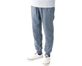 麻混楊柳ホッピングパンツ(紳士用) 89414 ケアファッションパンツ メンズ 衣類 前ファスナー 紳士用 男性用 シニア ファッション 介護用品 2019SS