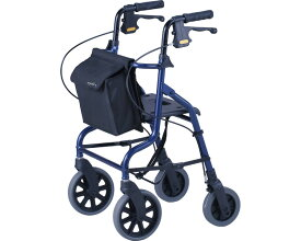 セーフティーアーム ロレータポケット 紺 RS5470 イーストアイ歩行器 歩行車 歩行補助器 歩行補助車 手押し車 高齢者 介護 介護用品