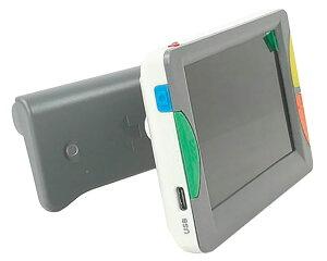 携帯型電子ルーペ ハンドズーム RS430X(RS430の後継商品) アメディアルーペ 拡大鏡 拡大器 便利グッズ 視力補助用品 高齢者 介護用品