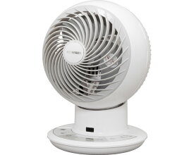 サーキュレーターアイ DC JET ホワイト PCF-SDC15T-W アイリスオーヤマサーキュレーター 季節家電 雨対策 梅雨対策 上下左右首振り 衣類乾燥 部屋干し 換気 静音 省エネ パワフル送風 DCモーター リモコン コンパクト 軽量 オールシーズン 熱中症 循環 介護