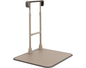 すりてあsix 片手すりS 踏み台なし ST6-S タマツ手摺り 立ち上がりサポート 移動 転倒防止 ささえ 高齢者 介護 介護用品