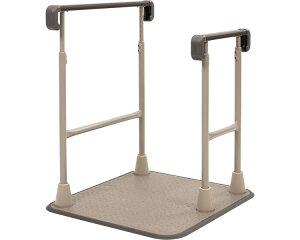 すりてあsix 両手すりSL 踏み台なし ST6-SL タマツ手摺り 立ち上がりサポート 移動 転倒防止 ささえ 高齢者 介護 介護用品