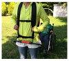 견인식 휠체어 보조 장치 JINRIKI QUICKII(진리키크익크 2) Q002 JINRIKI