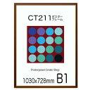 ポスターフレーム CT211カラーコレクションパネル B1 額縁 ポスターフレーム1030x728mm 額縁