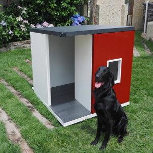 One's House ワンズハウス Doghouse ドッグハウス 犬小屋 犬舎 ペットハウス 野外 屋外 室外 大型犬 中型犬 小型犬 おしゃれ ぺット用犬小屋 庭用