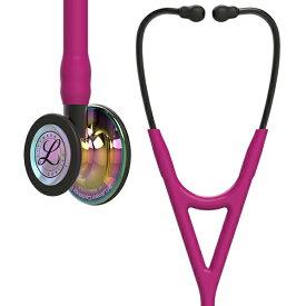 リットマン 聴診器 Cardiology IV ラズベリー/ポリッシュレインボー 6241 3M Littmann カーディオロジー4 ステート