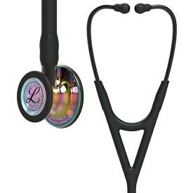 リットマン 聴診器 Cardiology IV ブラック/ポリッシュレインボー 6240 3M Littmann カーディオロジー4 ステート