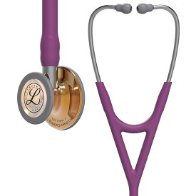 【2020年9月発売】リットマン 聴診器 Cardiology IV ハイポリッシュチョコレート/プラム 6181 3M Littmann カーディオロジー4 ステート