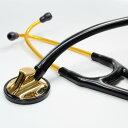 リットマン 聴診器 Master Cardiology ブラック (2175)ブラス・エディション 3M Littmann マスターカーディオロジー…