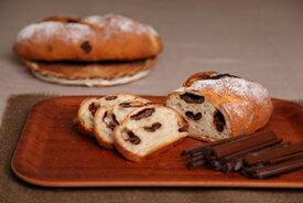 カンパーニュチョコ【菓子パン】【おやつ】【フランスパン】-パン工房カワ-