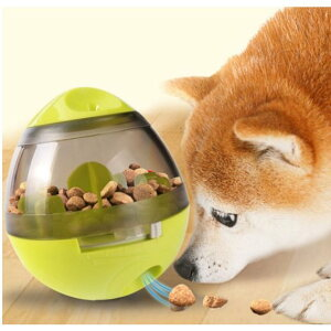 Panni 犬用 おもちゃ ペット 餌入れ知育玩具 おやつボール だるま エッグ 知育玩具 IQステップボール 運動不足ストレス解消