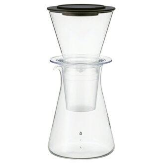 磐 (磐) 耐熱玻璃水滴濾咖啡伺服器 4 為