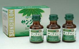 【第3類医薬品】『サンクロン 120ml x 3本』 税別5000円以上で送料無料