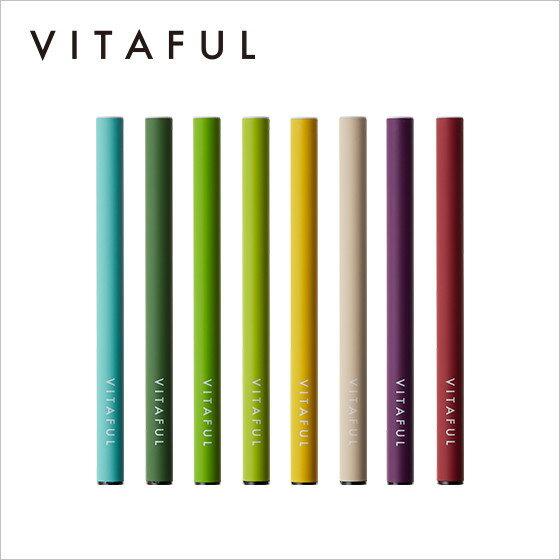 『VITAFUL ビタフル メンソールミント 1個』メール便発送 電子タバコ フレーバー水蒸気スティック ニコチンゼロ タールゼロ ニコチン0 タール0