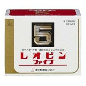 【第3類医薬品】『レオピンファイブ 60ml×4本入』【あす楽対応_関東】