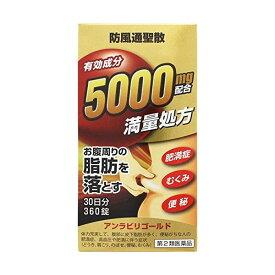 【第2類医薬品】『アンラビリゴールド 360錠』