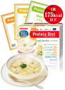 『DHCプロティンダイエット スープパスタ 3味×各5袋』(粉末スープ3味×各5袋/パスタ・具材3味×各5袋) 2箱ご注文より 送料無料