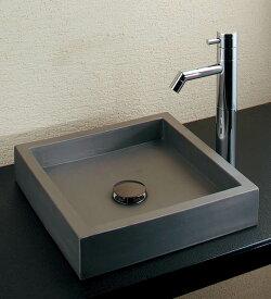 493-056 手洗鉢 淡路瓦 タイプB|淡路瓦の手洗器