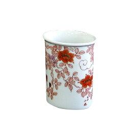 【有田焼】伊万里焼 錦鉄線花絵 フリーカップ ART4-GD005 手洗い場 キッチン トイレ 洗面所