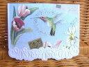 Carol Wilson キャロルウィルソン 多目的カード Floral Delights