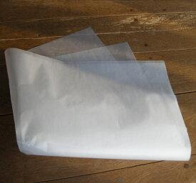 グラシン紙 20k 全紙 762×1016mm 50枚 硫酸紙 ケーキ類の底紙 薬包紙 クッキングシート 半透明