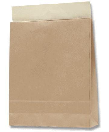 宅配袋 S 未晒無地(25枚)冊子、パンフレット、などの発送に便利。
